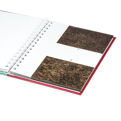 ISO Rust Grade Book specifies Rust Grades and Preparation Grades of blast-cleaned steel