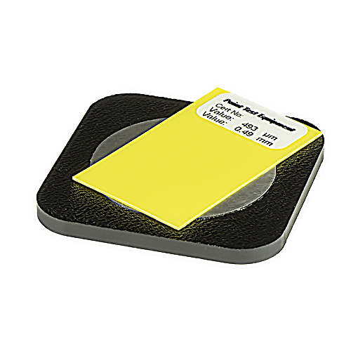 Zero Disk for use with the Calibration Foils when calibrating a Coating Thickness Meter. Available in Ferrous and Non-Ferrous Disks