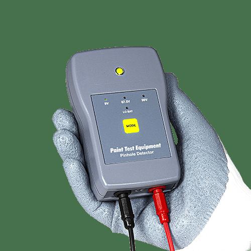 Wet Sponge Pinhole Detector